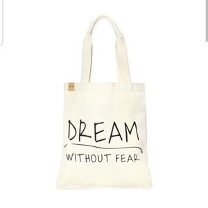 COMING ... Dream Without Fear Tote